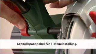 Handkreissäge PKS 66 AF (Bosch)