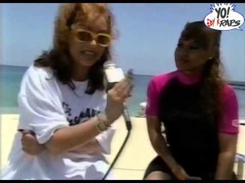 Angie Martinez, Left Eye, Da Brat, Lil Kim & Missy Elliott & T Boz   Interview @ Yo MTV Raps 1997