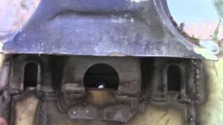 видео Особенности конструкции кузова в ВАЗ 2110