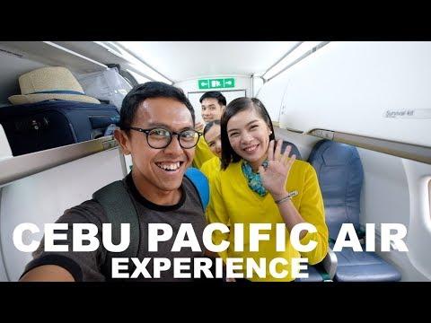 LIBURAN KE CORON, PALAWAN - CEBU PACIFIC AIR A320 FLIGHT EXPERIENCE (CGK - MNL - USU)