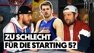 Luka Doncic kein All-Star Starter? | SHOTS FIRED vs. KobeBjoern