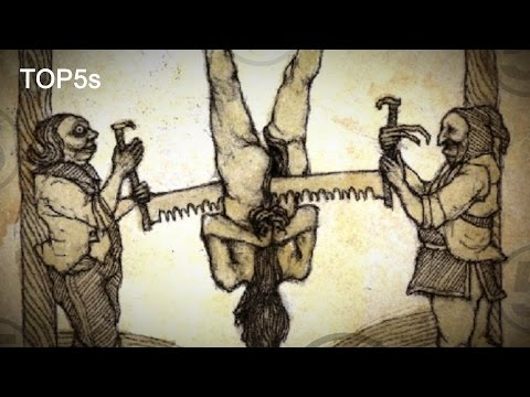 5 Horrific Medieval Torture Methods & Devices