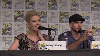Video SDCC 2017 Entire VIKINGS Panel download MP3, 3GP, MP4, WEBM, AVI, FLV Agustus 2017
