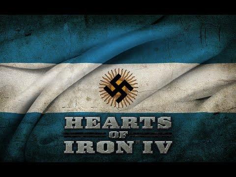 Hearts Of Iron IV | Argentina | La Union de Sudamérica | Guerra en España