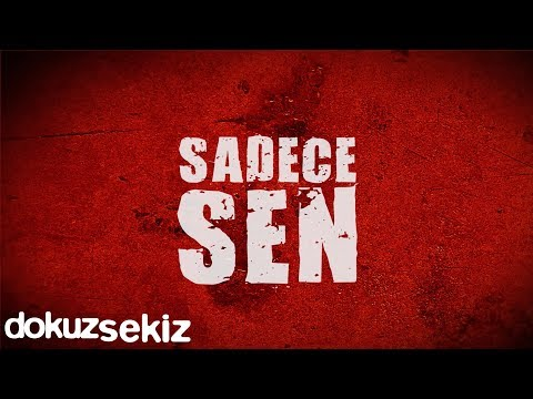 Pera - Sadece Sen (Lyric Video)