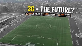 Should 3G Pitches Be Allowed In League 2?