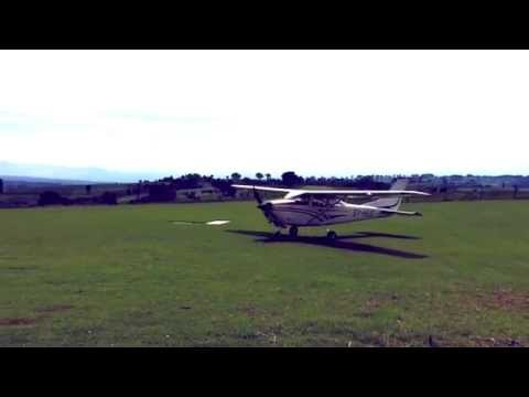 Cessna High Altitude Takeoff