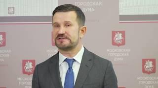 Смотреть видео 24.01.18 Александр Семенников - Закон Москвы об алкоэнергетиках миссию выполнил онлайн