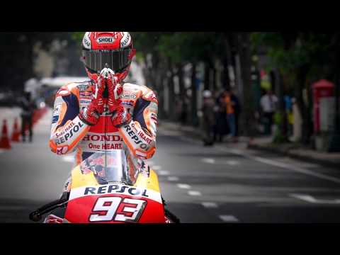 #93 Marc Marquez Live In Bangkok Thailand : My Idol Live In My Country
