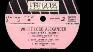 Willie Alexander - So Innocent