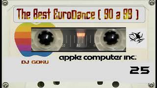 The Best Eurodance ( 90 a 99) - Part 25