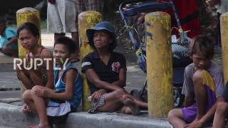 Philippines: Anti-ASEAN protesters clash with police in Manila