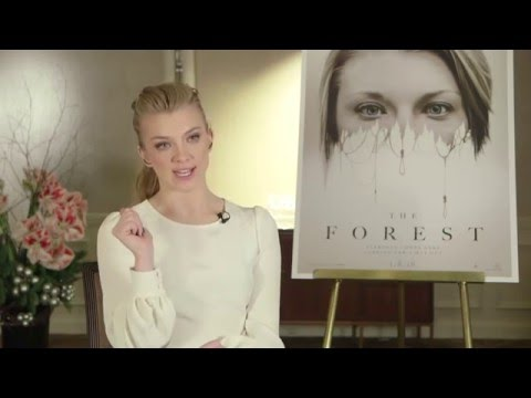 The Forest Interview - Natalie Dormer