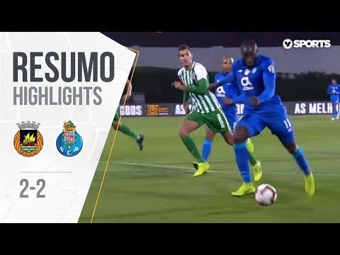 Highlights | Resumo: Rio Ave 2-2 FC Porto (Liga 18/19 #31)