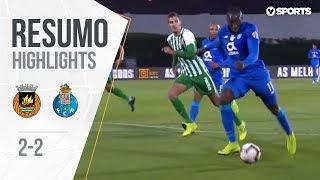 Highlights   Resumo: Rio Ave 2-2 FC Porto (Liga 18/19 #31)