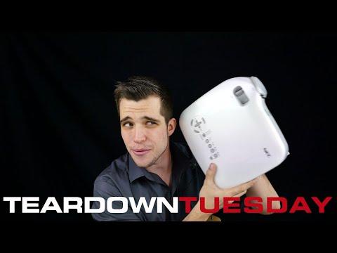3LCD vs DLP Projector Teardown - What is inside ? [4K]