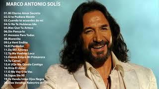 Marco Antonio Solis baladas romanticas exitos  Marco Antonio Solis Exitos