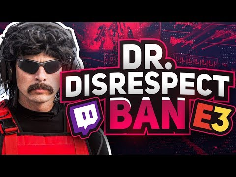 Dr Disrespect's Ban is a Major Problem for the Gaming Industry