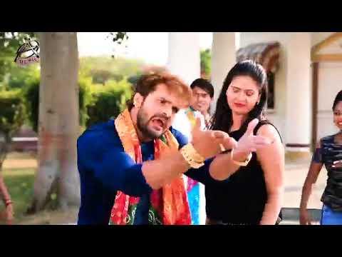 Khesari Lal YadavSalwar Dhara Gail Peti MeChandni Singh Bhojpuri Song 2018Aadishakti Films