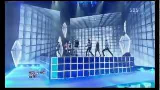 Video [120311] BIGBANG - Intro(Alive) + Blue + Bad Boy + Fantastic Baby + Winner [Inkigayo Comeback Stage] download MP3, 3GP, MP4, WEBM, AVI, FLV Juli 2018