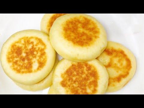山药发面鸡蛋饼的做法,健脾养胃,好吃易消化