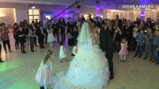 Salona Giris ve ilk Dans  Dilara amp; Erhanın DügünüAnılar Düğün Salonu