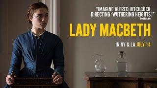Lady MacBeth Official U.S. Trailer