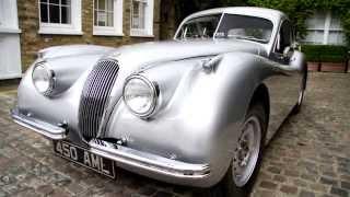 1954 Jaguar XK 120 Fixed Head Coupe - Hexagon Classics