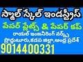 Types of paper plate making machine Semi Automatic Hydraulic Fully Automatic price Telugu,