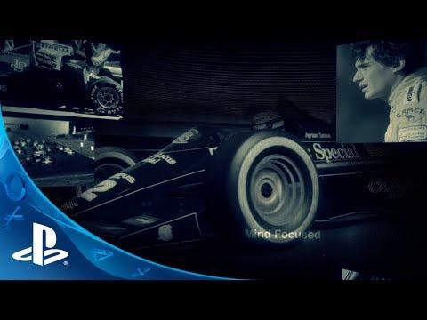 Gran Turismo 6: Ayrton Senna Tribute Teaser Trailer