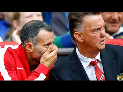 Man Utd's Van Gaal 'disappointed' by Swansea defeat
