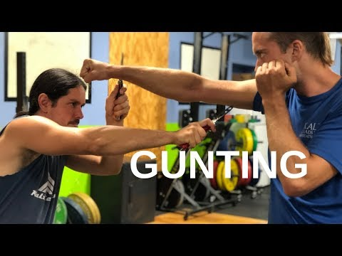 THE GUNTING | Kali Fighting Techniques
