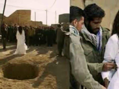 ( Heboh ) Detik-detik Putri Arab 19 Tahun Di Eksekusi Mati Gara-Gara Pacaran Dengan Pria Awam