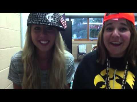 Camanche Middle School Rap Battle (Kelley Vs. Mahoney)