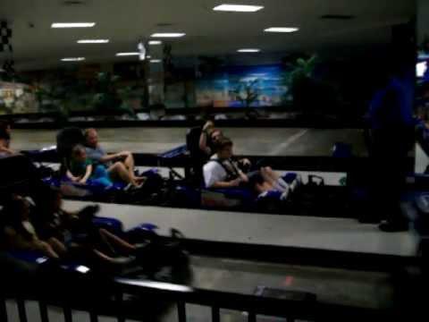 07 14 2009 Go Karting At Amazing Jake S Youtube