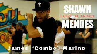 Shawn Mendes - Lost In Japan Dance Choreography Video | James Combo Marino