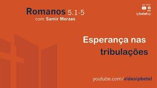 Esperança - A âncora da alma   Samir Moraes