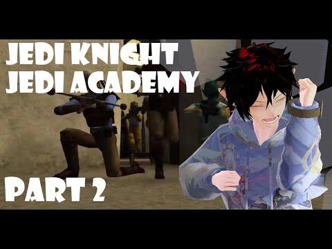 It's my first day! (Star Wars Jedi Knight: Jedi Academy Pt. 2) |