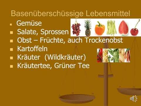 Gesunder Kreis Holzheim - Kurt Tepperwein: Vital und gesund durch Entsäuerung Teil 1 - Grundlagen