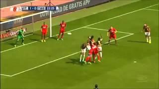 Mike HAVENAAR / Goal vs. Twente / Assist vs. Heracles - 2013/14