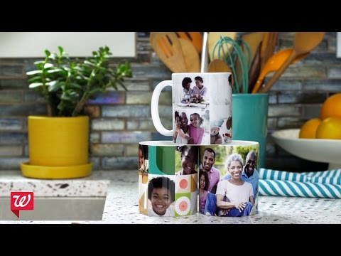 Create Custom Photo Mugs At Walgreens