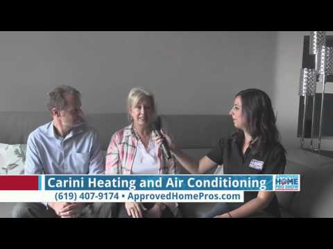 Wall Mounted Mini Split AC with Carini Heating & Air - The Approved Home Pro Show