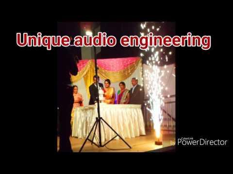 Unique audio engineering