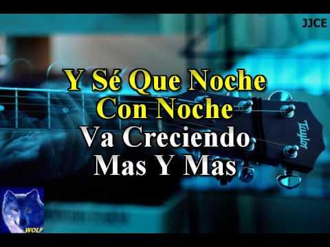 karaoke  Deja Que Salga La Luna  Pablo Montero