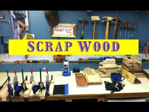 Make The First Cut: Scrap Wood Project