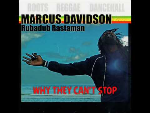 MARCUS DAVIDSON - WHY THEY CAN'T STOP