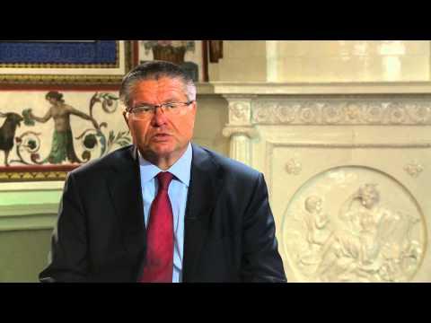 Alexey Ulyukaev, Minister, Ministry of Economic Development