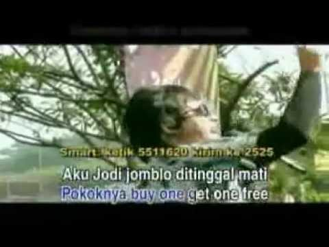JODI (Jomblo Ditinggal Mati) - Wali (Karaoke)