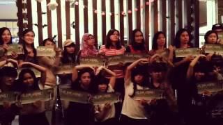 "Video Project Fanbase "" ERU HAPPENING Concert """
