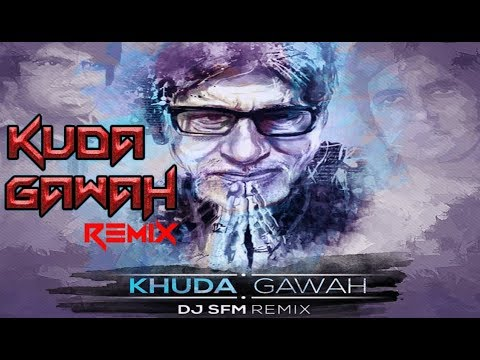 Khuda Gawah (Bambaiya Style Mix) Dj Saurabh SDD |  Dj Dhan Musics [Reuploaded]